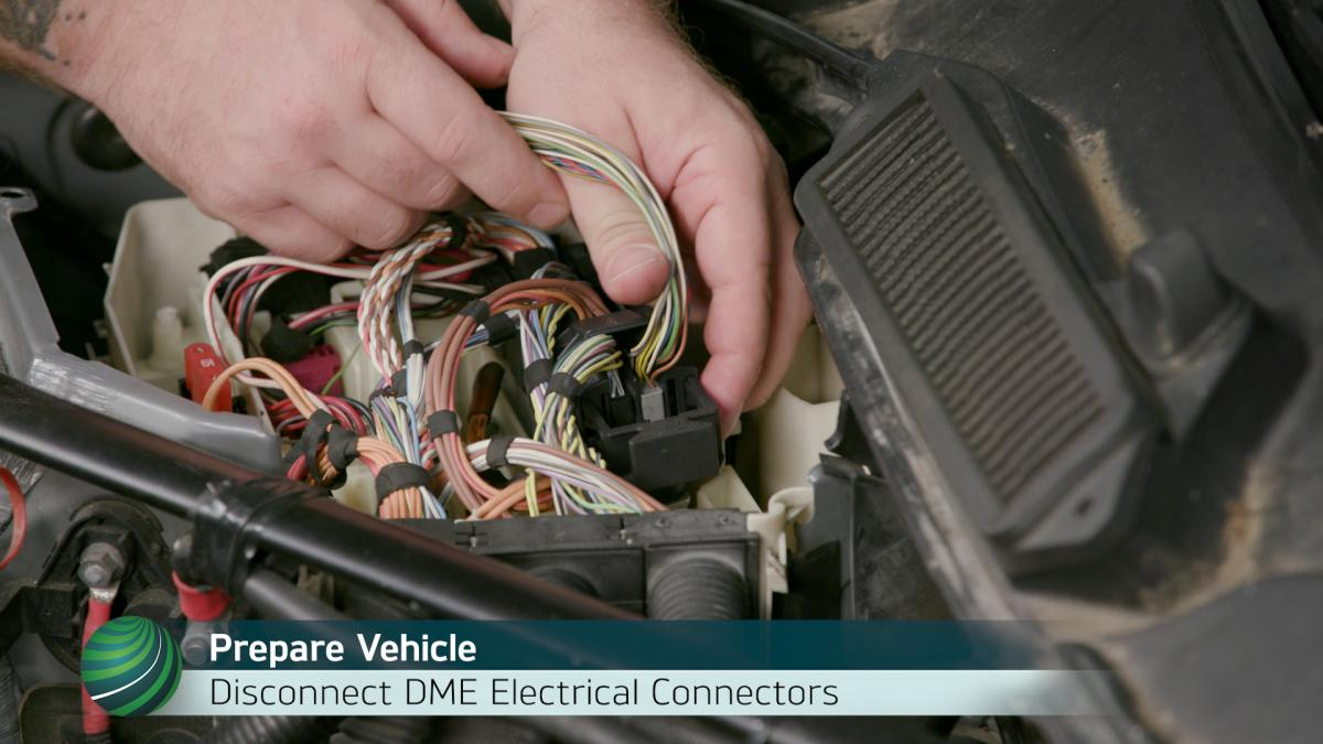 BMW MSD80 Fuel Injector Fault Code Diagnosis 30BA 30BB on