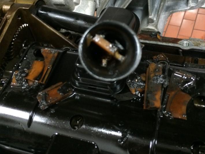 BMW N43 Engine Oil Pressure Control