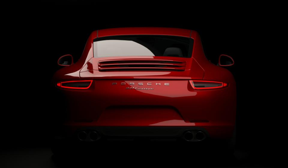 Major Porsche Software Update