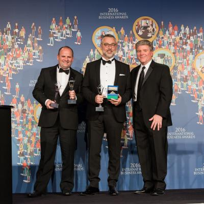 AUTOLOGIC COLLECTS IBA TROPHIES