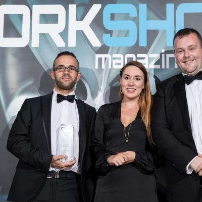 WORKSHOP POWER AWARDS WINNER