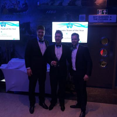 Autologic celebrates a night of Automotive success at the 2019 Aftermarket Excellence Awards